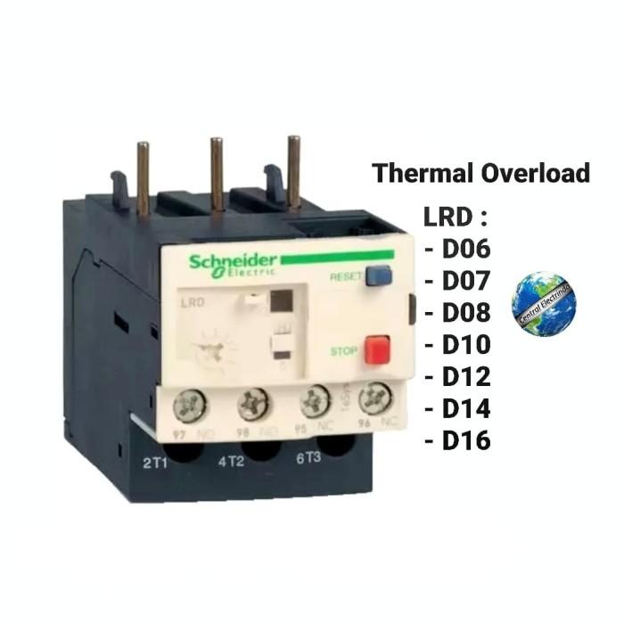 Foto Produk THERMAL OVERLOAD LRD.. dari central electrindo