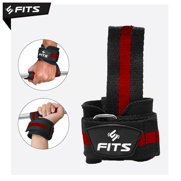 harga Fits lifting ring strap original strap gym fitness alat bantu fitness - orange Tokopedia.com