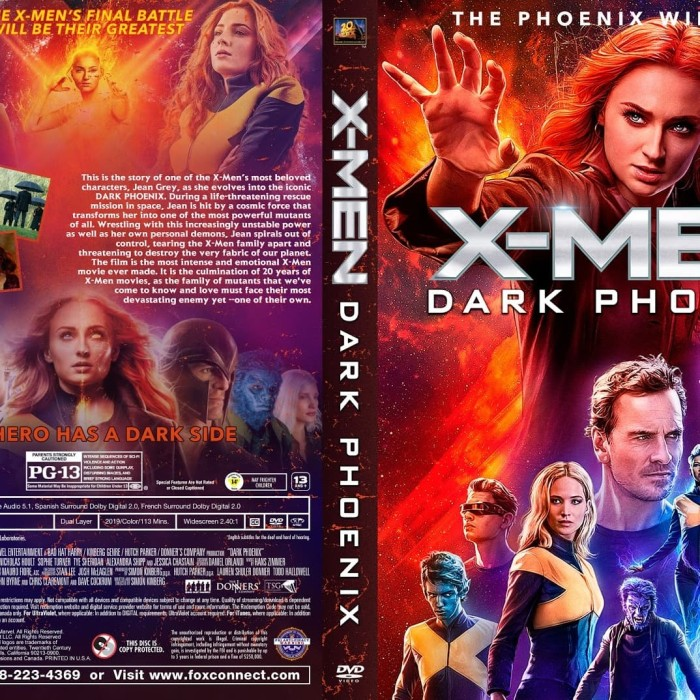 Jual Film Dvd X Men Dark Phoenix 2019 Movie Collection Film Koleksi Jakarta Barat M Collector Tokopedia