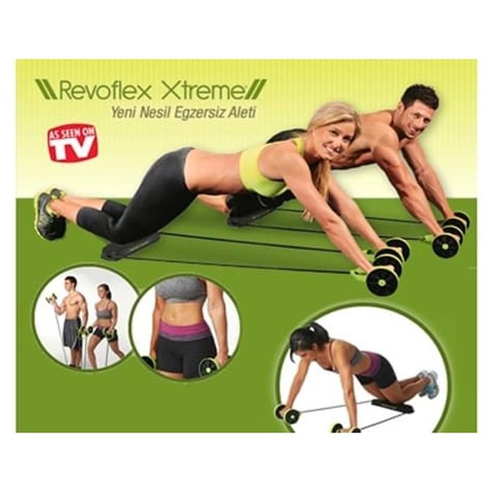 Foto Produk NEW SH Revoflex Xtreme Alat Olahraga push up sit up dari arvida ollshop