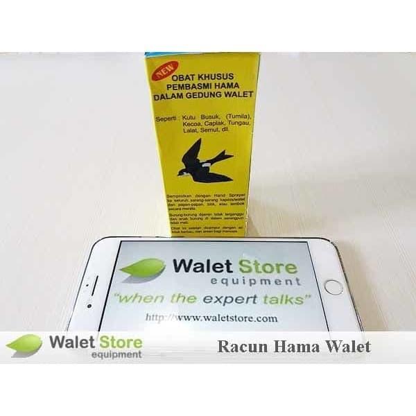Foto Produk Pembasmi Hama Walet Diamon dari Walet Store