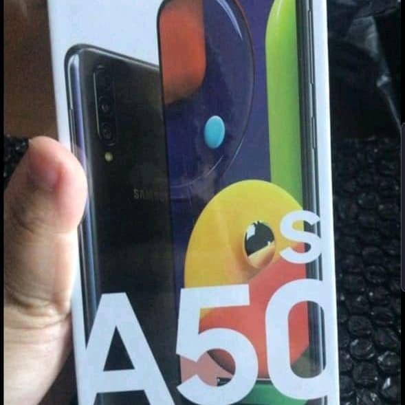 Foto Produk Samsung A50s Ram 4GB/64GB mulus lengkap dari Wijaya_Samsung