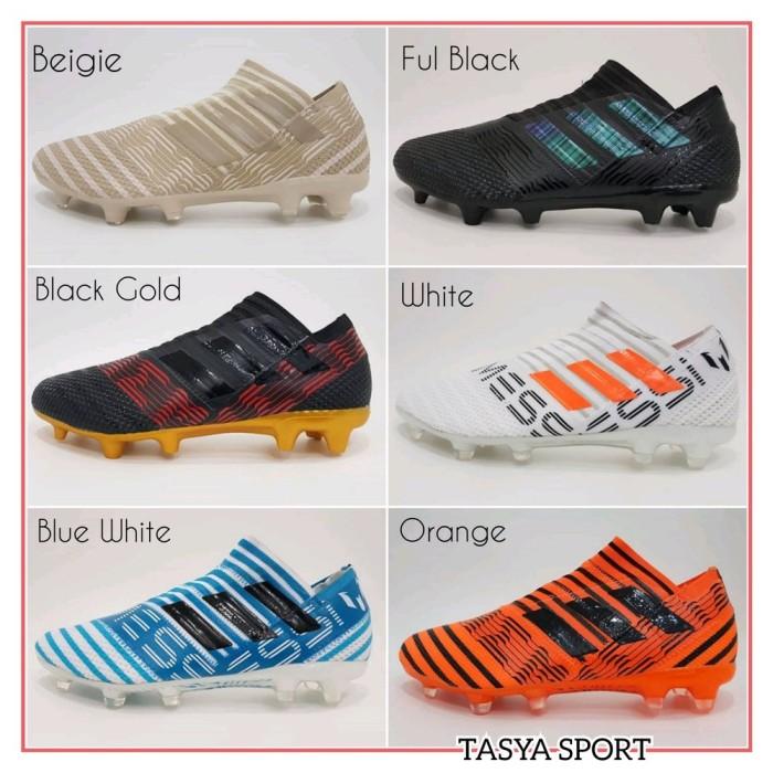Jual Sepatu Bola Adidas Olahraga Tanpa Tali Slip On Slop Sel Sptb