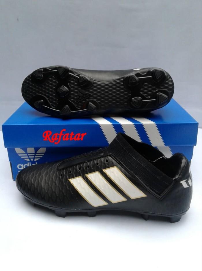 Jual Sepatu Bola Adidas Messi Hitam 39 43 Sepatu Bola Ad Sptb Jakarta Barat Permai Toko Tokopedia