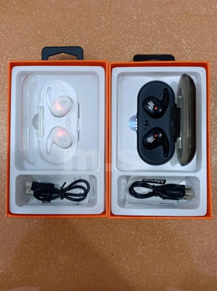 Jual Headset Bluetooth Jbl Tws 4 Wireless Original Kab Bogor Anita Rahayuz Tokopedia