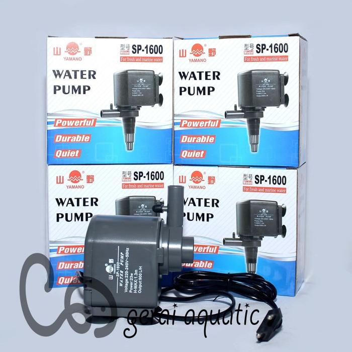 Jual Water Pump YAMANO SP1600/Pompa Aquarium - Kab. Bogor ...