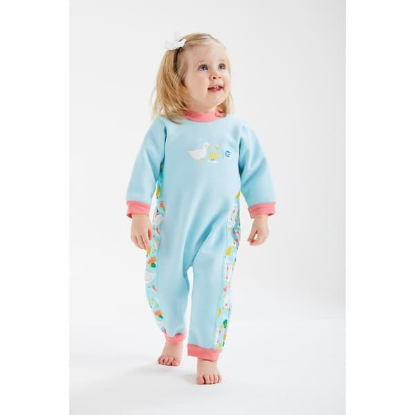 Foto Produk Splash About Baby Wetsuit Warm in One Little Ducks 6-12 Months L dari Aquababies Indonesia
