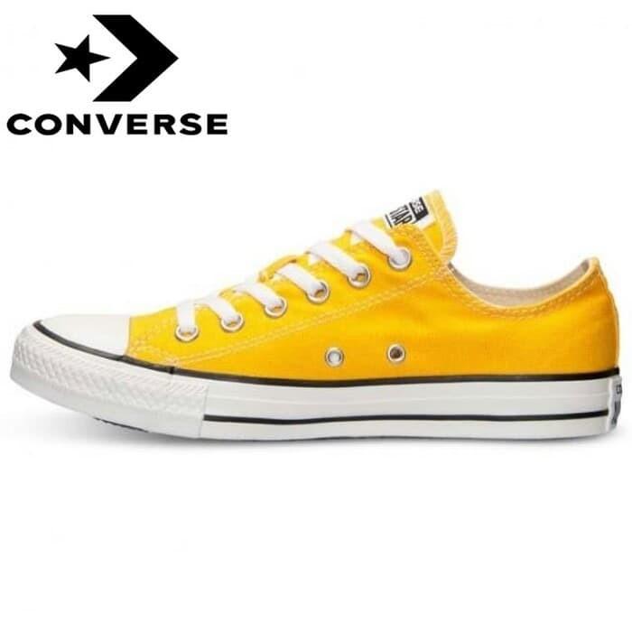 Jual Sepatu Converse All Star Warna Kuning Kab Tangerang Abi