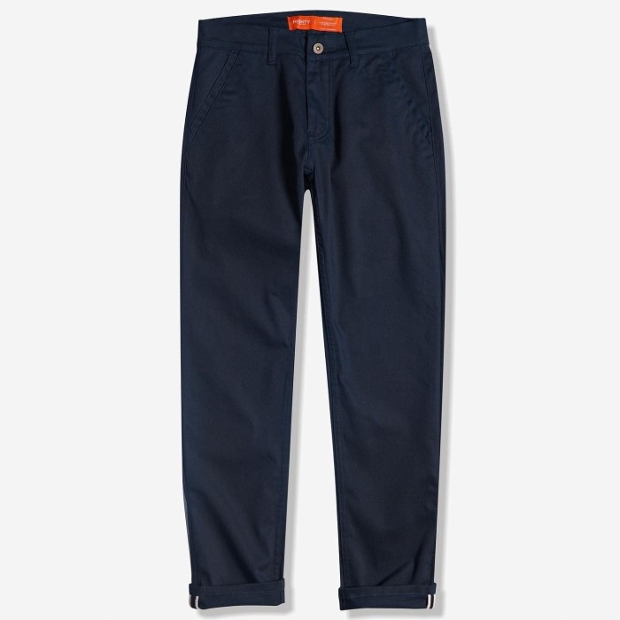 Foto Produk HIGHTY Navy Twill Chino Pants dari HIGHTY OFFICIAL