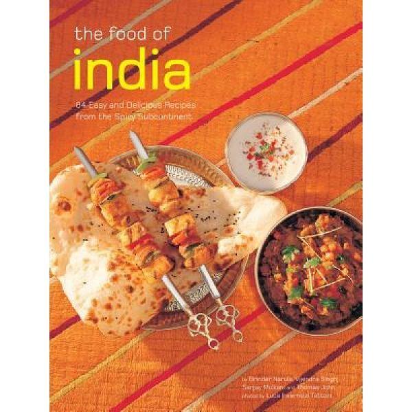 Foto Produk Food of India: [Indian Cookbook, Techniques, 84 Recipe - 9780794605650 dari Periplus