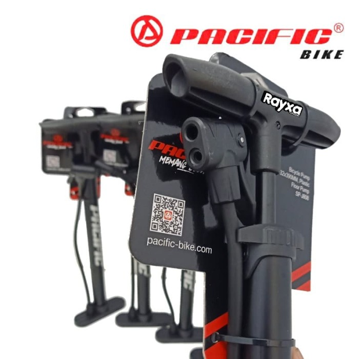 harga Pompa angin pacific sp j808 pompa ban sepeda portable Tokopedia.com