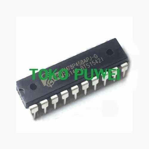 1PCS New EM78P458APJ-G DIP-20 IC