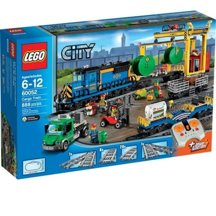 Foto Produk Lego Set , Cargo Train dari Gigi House