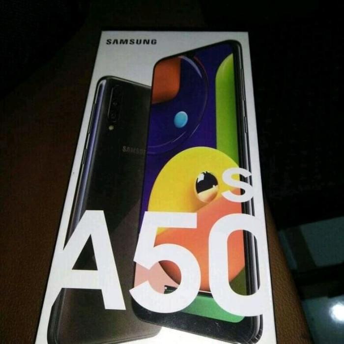 Foto Produk Samsung A50s Ram 4GB/64GB Baru dari Wijaya_Samsung
