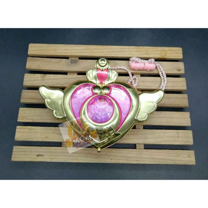 harga Sailormoon kalung makeup sailor moon dengan musik &kaca magic necklace Tokopedia.com