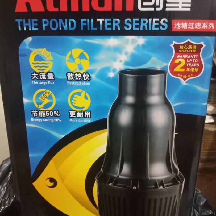 Jual aquarium kolam ikan pompa celup water pump atman has ...