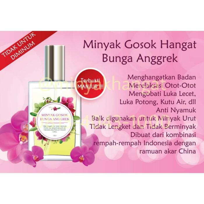 Foto Produk Minyak Hangat Bunga Anggrek dari Prettyrecipe
