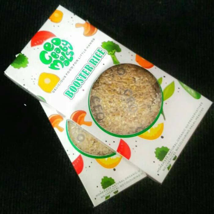 Jual Makanan Mpasi Organik Bayi Balita Rice Bb Booster Penambah Berat Badan Kota Bekasi Chibishops Tokopedia
