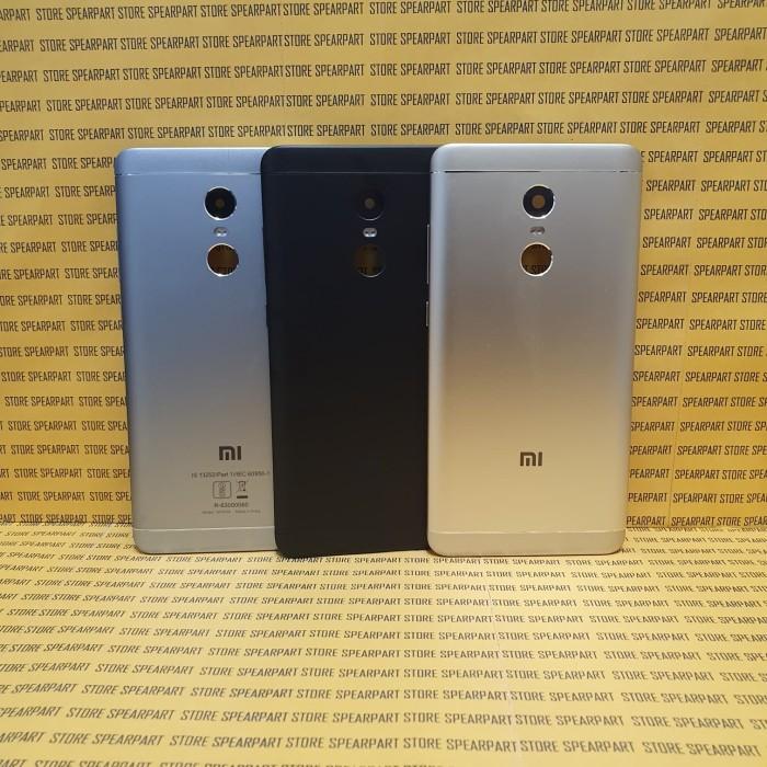Foto Produk Tutup belakang Backdoor Xiaomi Redmi Note 4x - Note 4 Snapdragon ORI - Emas dari Store Sperpart