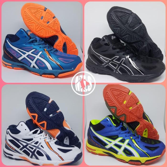 Jual Sepatu Volly Asics Gel Elite 3 Kab Tangerang Melysa