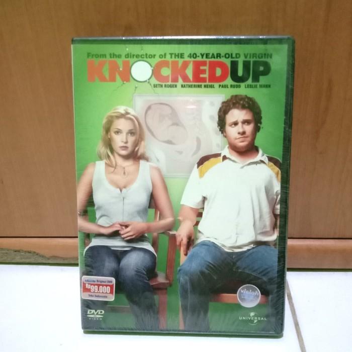 Jual Dvd Knocked Up Original Jakarta Utara Khanza Movie Original Tokopedia