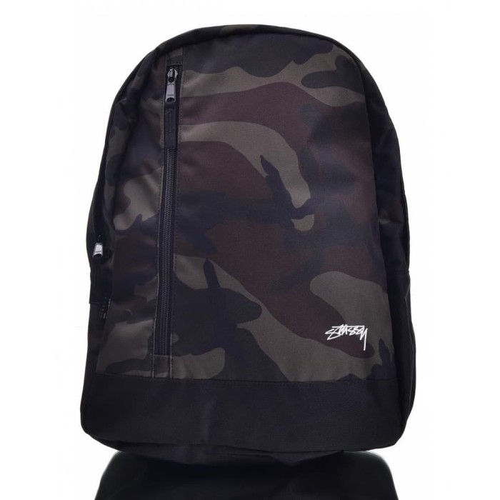 Foto Produk Stussy Original Stf Backpack Camo Green - All Size dari PNTN Original Store
