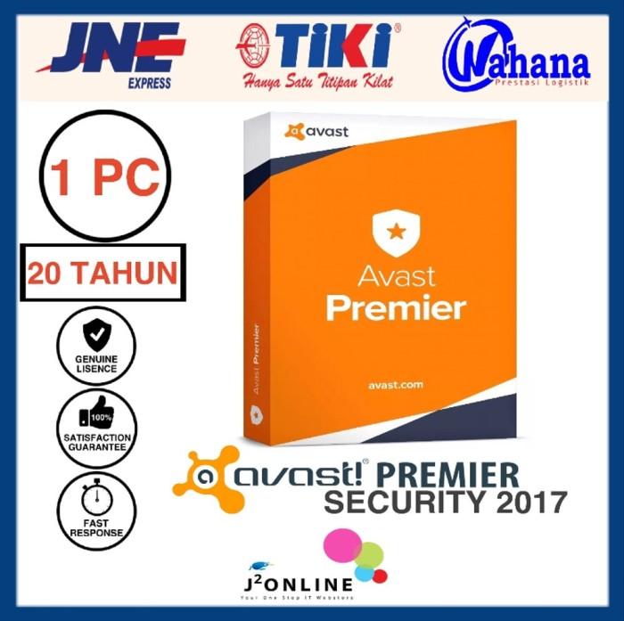 Jual A78 Antivirus Avast Premier 1 Pc 20 Tahun Bonus Smadav Jakarta Timur Asiyagallery Tokopedia
