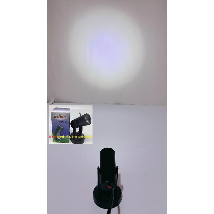 Foto Produk Lampu Sorot Mini Led 1watt - Putih dari mysmiley