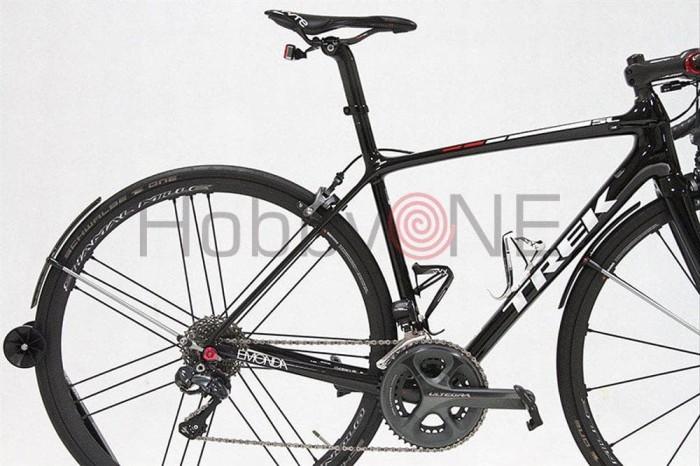 One QBICLE Tangent Fender Mud Guard for City//Touring Bike /& MTB Bike