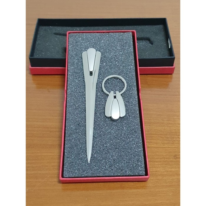 THE JAM MOD TARGET SILVER COLOUR LETTER OPENER IDEAL GIFT