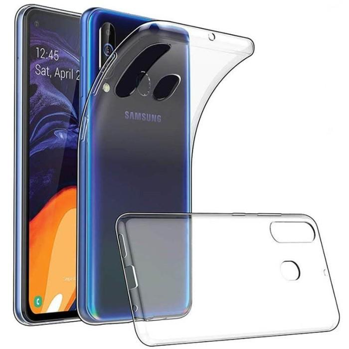 harga Slim tpu case samsung galaxy a20s - original clear soft bening cover Tokopedia.com