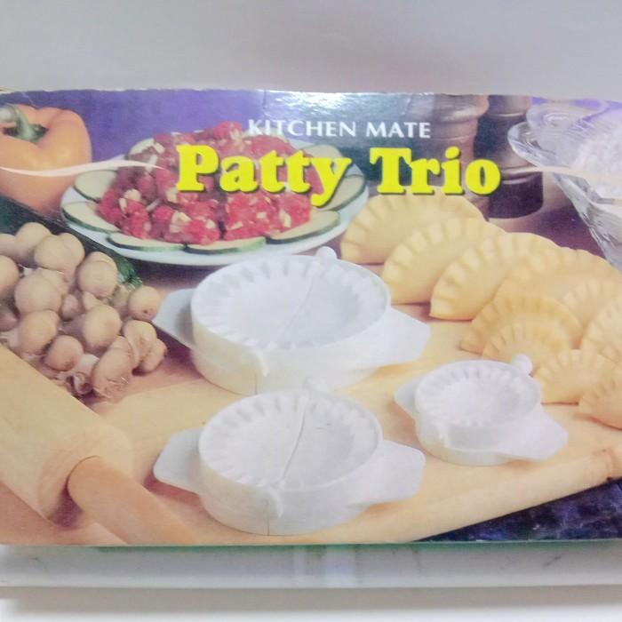 Kitchen Mate Patty Trio