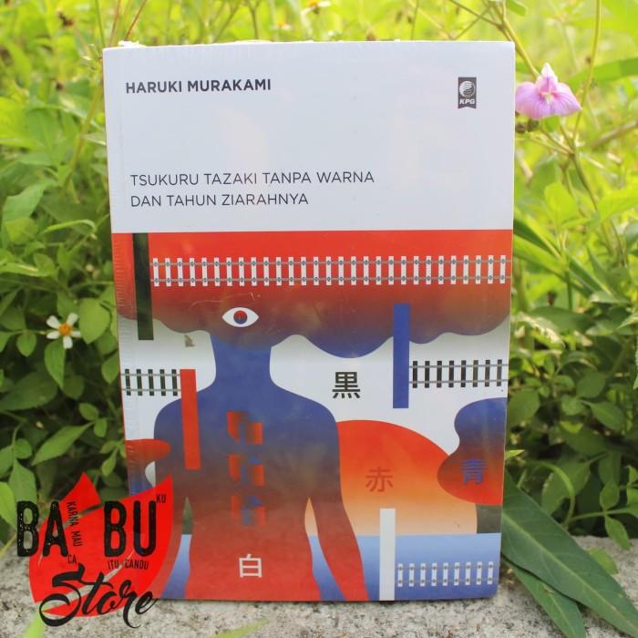 Foto Produk Novel Tsukuru Tazaki Tanpa Warna Dan Tahun Ziarahnya Haruki Murakami dari BaBu Store