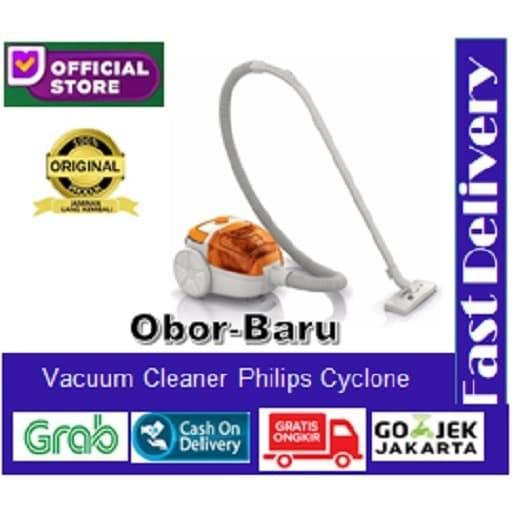 harga Philips vacum cleaner cyclone - fc8085 - free payung lipat Tokopedia.com