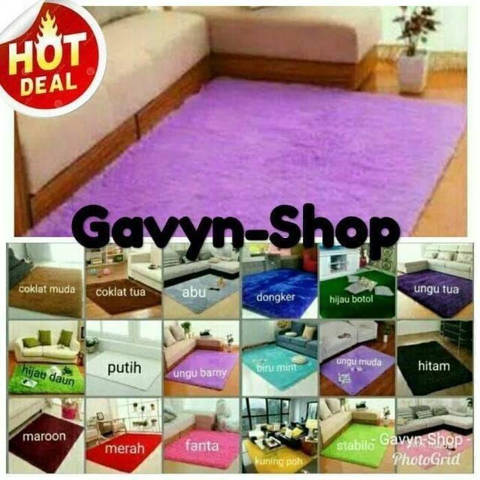 Foto Produk desain karpet di Ruang Tamu, daftar harga Karpet Ruang Tamu dari Toko Online Pedia Shop