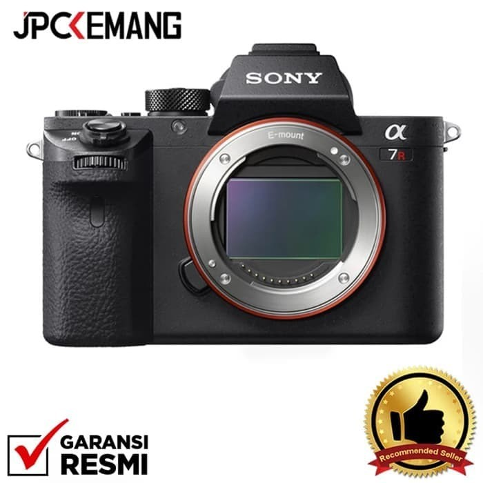 Foto Produk Sony Alpha A7R II / Alpha A7RII Body GARANSI RESMI dari JPCKemang