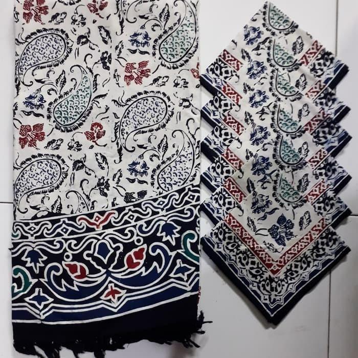 Jual Taplak meja Makan Batik Bulat 4 serbet sapu tangan - Kota Pekalongan - Batik Empat Lima | Tokopedia
