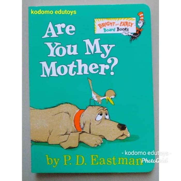 Jual Are You My Mother Board Book By P D Eastman S Buku Impor Anak Jakarta Barat Kodomo Edutoys Tokopedia