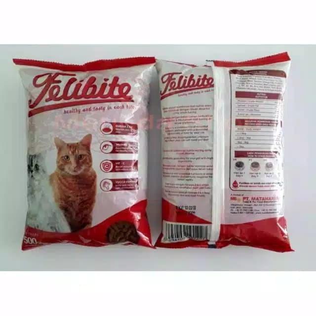 Jual Makanan Kucing Felibite 1kg Kab Sidoarjo Tikar Tenun