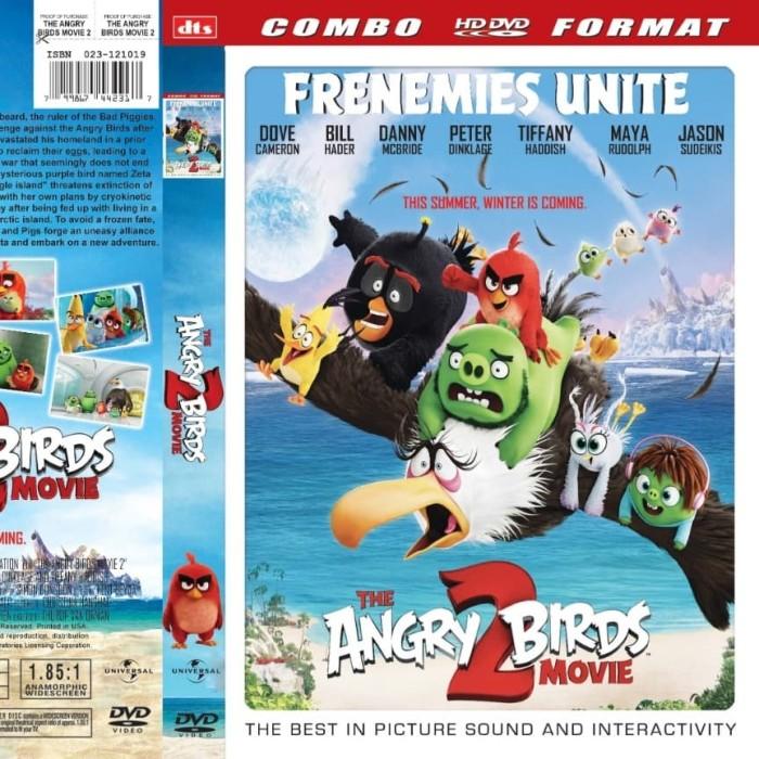 Foto Produk Kaset DVD Film box office - Angry Birds movie 2 dari FRIENDSTOREEE