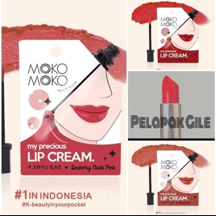 Kota - gile 3pcs Tokopedia Pelapak Lipcream Jual Moko Dapat Termurah Makassar