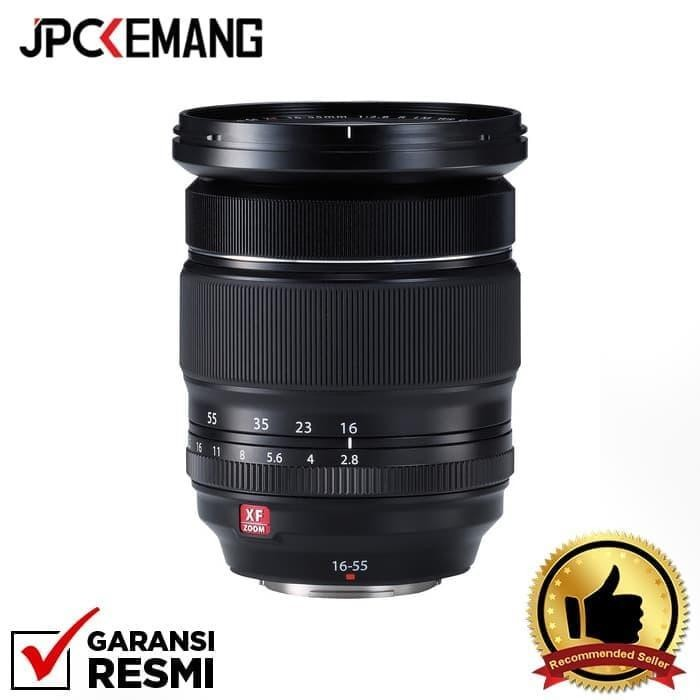 Foto Produk Fujifilm XF 16-55mm f/2.8 R LM WR GARANSI RESMI dari JPCKemang