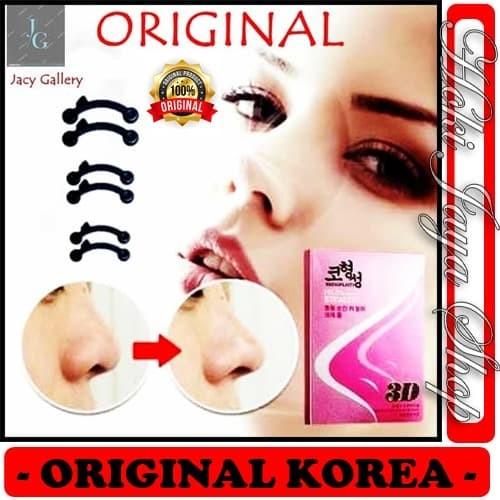Foto Produk Nose Secret Korea - Nose Up 3D / ( Pemancung Hidung Tanpa Operasi ) dari HOKI QUALITY STORE