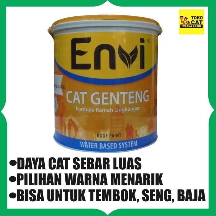 Jual Cat  Genteng Envi  4 Kg Kota Tangerang Toko Cat