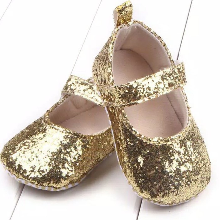 harga Sepatu prewalker bayi dan anak soft sole anti slip bayi perempuan Tokopedia.com