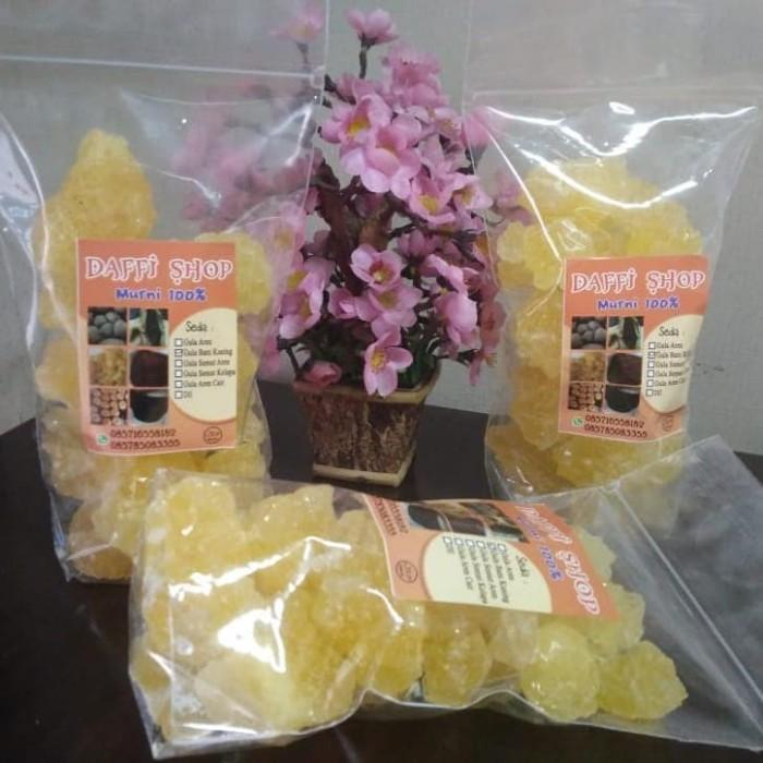 Foto Produk gula batu kuning organik 1 kg dari Daffi shopi