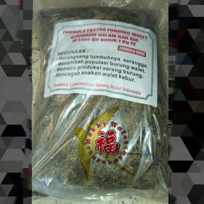 Jual Pakan Walet Extra Fooding 1sak 4kg Kota Surabaya Hokky Walet Surabaya Tokopedia