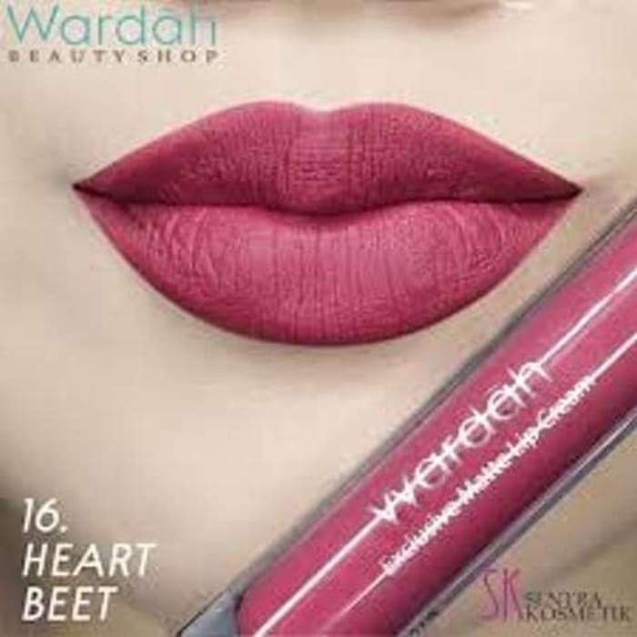 harga Lip cream wardah exclusive lipstik wardah eksklusif matte lip cream Tokopedia.com