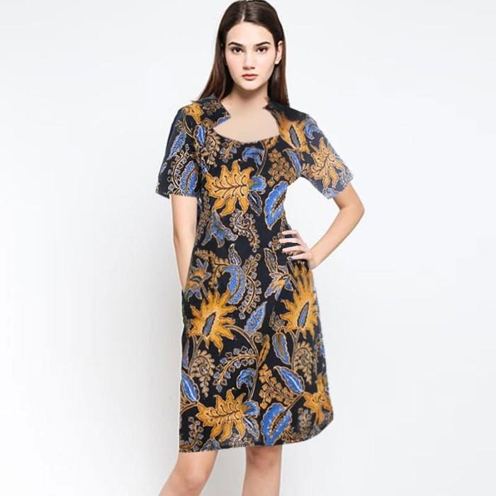harga Dress batik blus tunik tami Tokopedia.com
