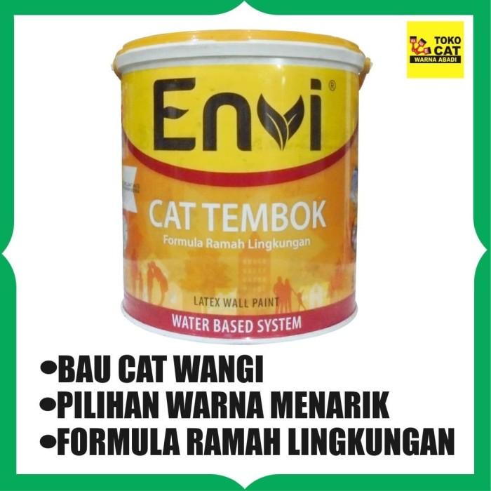 Jual Cat  Tembok Envi  5 Kg Cat  Wangi Kota Tangerang